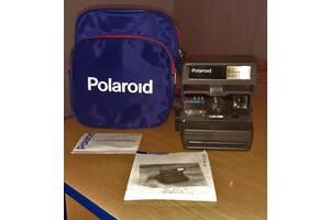 Новый, функционирующий Polaroid 626 CloseUp + ПОДАРОК фирменная сумка!