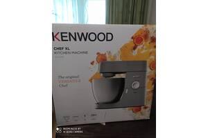 Новый комбайн KENWOOD Chef XL