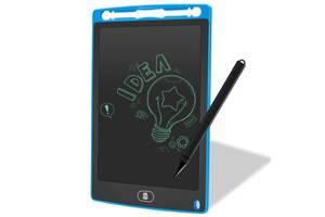 """Планшет для малювання дитячий Writing Tablet LCD 8.5"""" синій"""