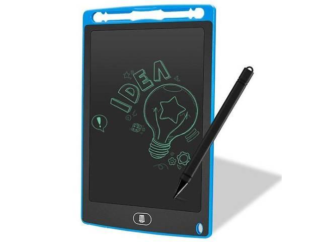 """купить бу Планшет для малювання дитячий Writing Tablet LCD 8.5"""" синій в Самборі"""