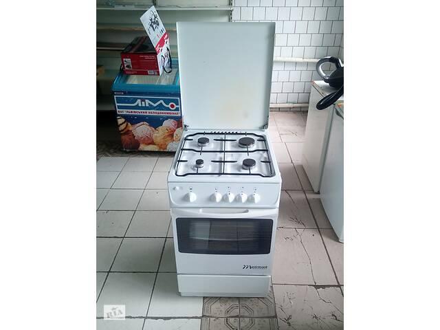 Плита газовая с газовой духовкой 50 ка бы.у из Европы- объявление о продаже  в Каменке-Бугской