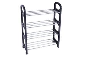 Полиця для взуття Shoe rack (4 полиці, 16 пар) WM-66