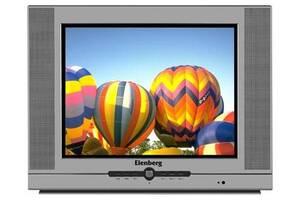 Продам телевизор ELENBERG, кинескоп плоский, 21 дюйм (54 см)