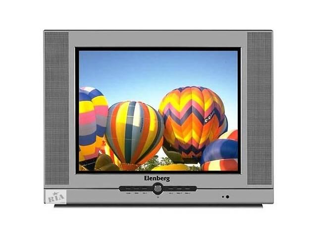 купить бу Продам телевизор ELENBERG, кинескоп плоский, 21 дюйм (54 см) в Кропивницком (Кировоград)