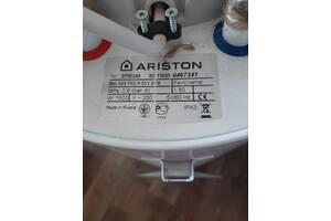 Продам водонагреватель ARISTON ABS PRO R50 V SLIM, Объем: 50 л.