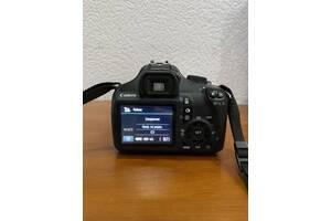Продаю фотоапарат Canon eos 1100d