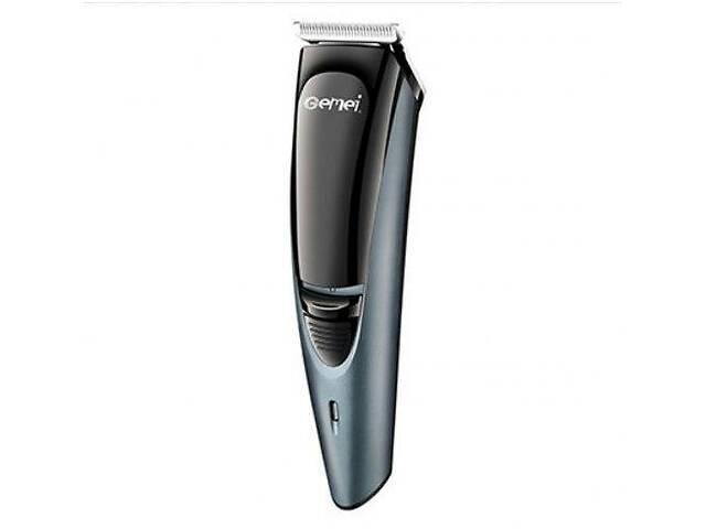 продам Профессиональная аккумуляторная машинка Gemei GM-6053 для стрижки волос с насадками беспроводная бу в Харькове