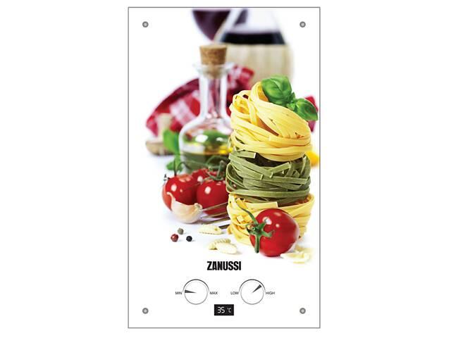 Проточный газовый водонагреватель Zanussi GWH 10 Fonte Glass La Spezia- объявление о продаже  в Киеве
