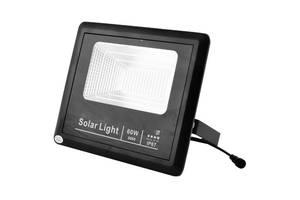 Прожектор Kronos 9060 60W SMD с солнечной панелью и пультом (gr_011009)