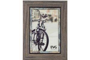 Рамка для фотографии Evg Deco 10х15 см, темное дерево
