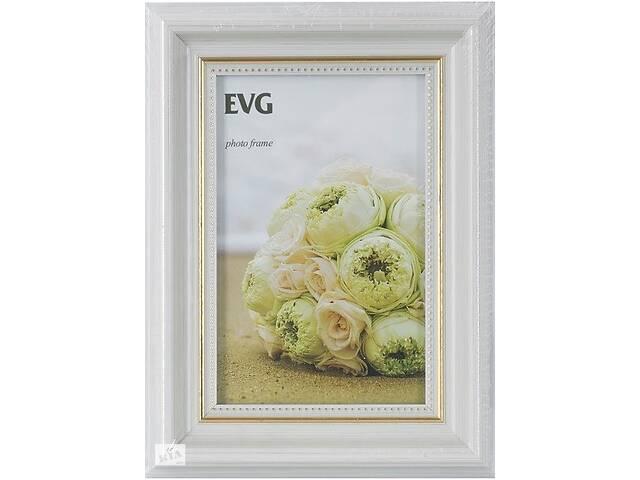 бу Рамка для фотографии Evg Deco 13х18 см, белый в Києві
