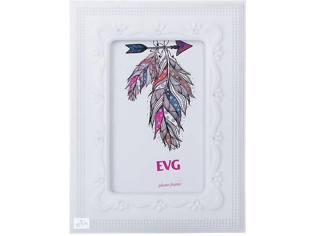 бу Рамка для фотографии Evg Fresh 10х15 см, белый в Києві