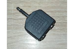 Разветвитель 3.5 для наушников аудио. 45 грн.