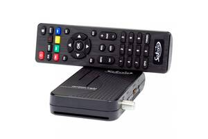 Ресивер Satcom 4110 HD DVB-S/S2 на зпчастини нема звуку
