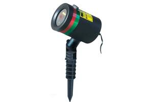 Рождественский лазерный проектор As-seen-on-tv уличный для световых эффектов LASER LIGHT