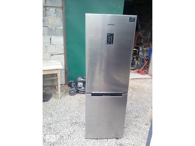 купить бу Samsung-Двух камерный холодильник новый из Европы в нержавейке в Каменке-Бугской