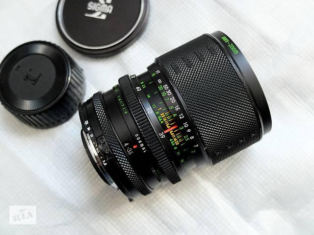 купить бу Sigma XQ 39-80/3.5 Nikon Ai в Києві