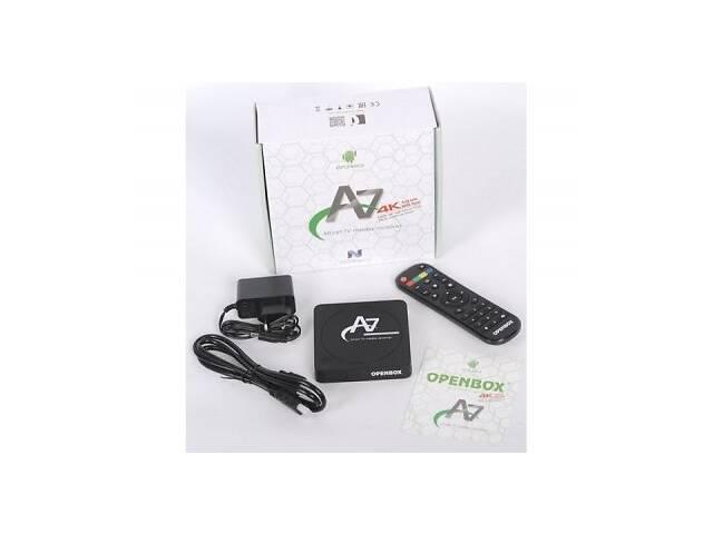 Смарт-приставка Android TV-Box OpenBox A7 SKL31-239437- объявление о продаже  в Одессе