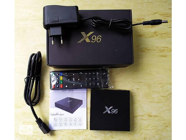бу Смарт-приставка для телевизора, модель X96 Android. в Тернополе