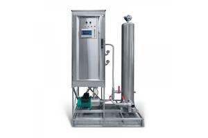 Станция озонирования (промышленный озонатор)воды Экозон 40-ОWS (40 г/час)