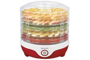 Сушки для фруктов и овощей Sencor SFD742RD (6316203)