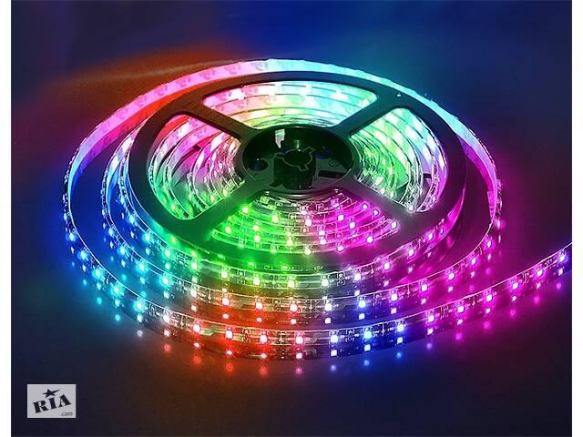 продам Светодиодная лента Kronos LED 7 Color 5050 RGB 5м + блок  (3338_sp) бу в Києві
