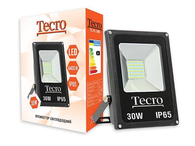 бу Светодиодный прожектор Tecro TL-FL-30B 30W 6400K в Харькове