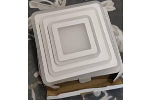 Светодиодный светильник Linisoln 22W LED потолочный 28см три режима свечения 1001с