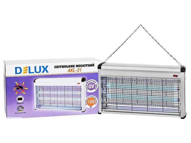 Светильник для уничтожения насекомых Delux AKL-31 2*15Вт - объявление о продаже  в Днепре (Днепропетровск)