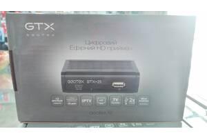 T2 тюнер (ресивер) Geotex GTX-25 LED