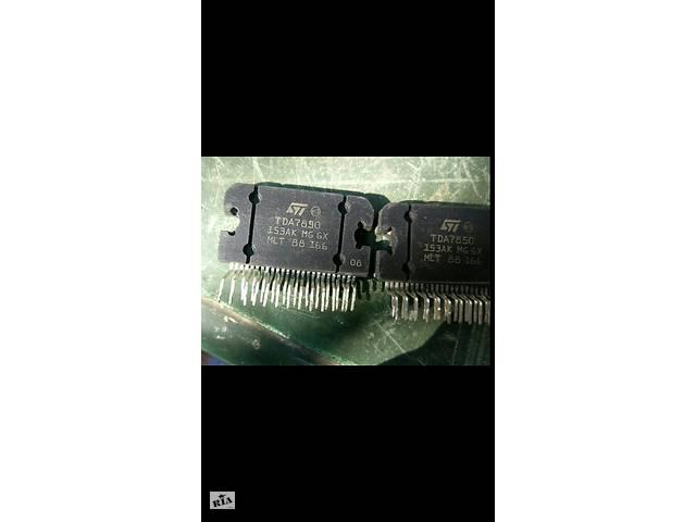 бу TDA7850 кондер 10000мкф в Николаеве