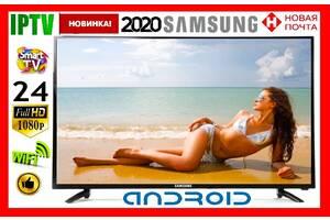 Телевизор 24 дюйма Самсунг Т2 смарт тв samsung smart tv FULL HD телевизор
