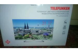 Телевизор 32 TELEFUNKEN SMART, т2,Wi Fi, Android