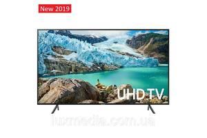 Телевизор Samsung UE75RU7102 (PQI 1400Гц, 4K UHD, HDR10+, Dolby Digital Plus, Tizen 5.0, DVB-C/T2)