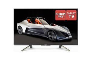 Телевизор Sony KDL49WF805BR Black