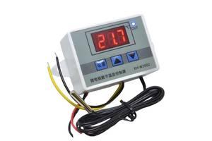 Терморегулятор цифровой термостат Kronos Xh-W3002 на 12В 120w (bks_01975)