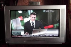 """Цветной, шир. эк. TV (100гц.) PHILIPS- 32"""" (Польша)"""