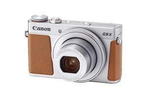 Цифровой фотоаппарат Canon PowerShot G9XII Silver (1718C012AA)