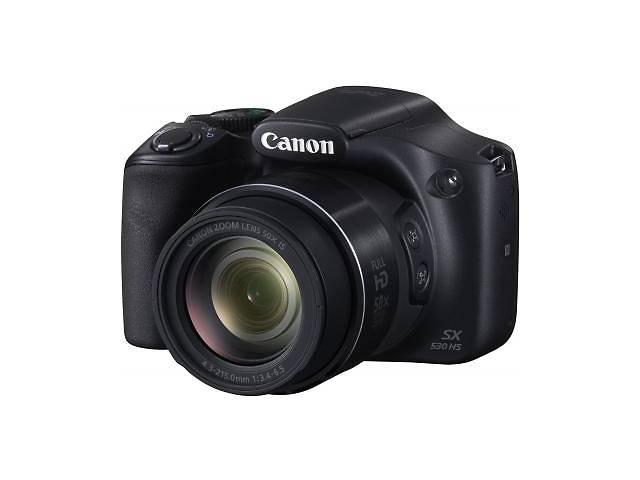 продам Цифровой фотоаппарат Canon PowerShot SX530HS Black (9779B012) бу в Києві