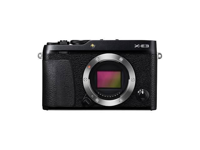 продам Цифровой фотоаппарат Fujifilm X-E3 body Black (16558592) бу в Харькове