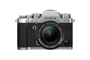 Цифровой фотоаппарат Fujifilm X-T3 + XF 18-55mm F2.8-4.0 Kit Silver (16589254)