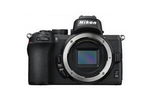 Цифровой фотоаппарат Nikon Z50 body (VOA050AE)