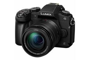 Цифровой фотоаппарат PANASONIC DMC-G80 Kit 12-60mm (DMC-G80MEE-K)