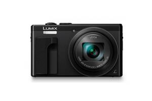 Цифровой фотоаппарат PANASONIC LUMIX DMC-TZ80 Black (DMC-TZ80EE-K)