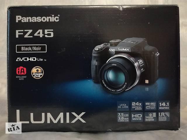 Цифровий фотоапарат Panasonic FZ45- объявление о продаже  в Полтаве