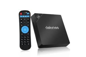 ТВ приставка IPTV Smart Box Anroid TV D9 AmLogic 912, 8 ядер
