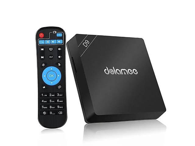 бу ТВ приставка IPTV Smart Box Anroid TV D9 AmLogic 912, 8 ядер  в Николаеве