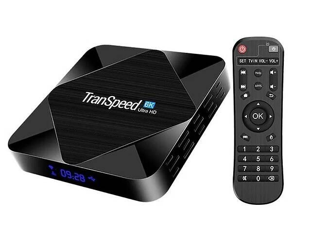 продам ТВ приставка IPTV Smart Box Anroid TV H616 (2/16 Гб, 10 Android)  бу в Николаеве