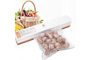Вакууматор вакуумный упаковщик для длительного хранения продуктов их приготовления и маринования Freshpack Pro QH-01
