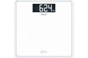 Весы напольные BEURER GS 400 Line white